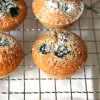 Blueberry Buckwheat Friands