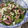 Simple Dinners 08 / Lamb, Pea, Mint & Fetta Salad
