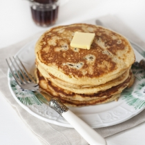 Date and Fig Pancakes