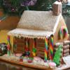 Daring Bakers: Gingerbread House