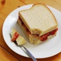 PB&J Cakewich