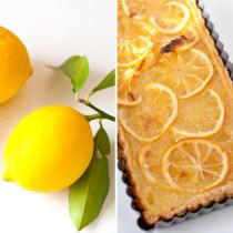 Shaker Lemon Tart