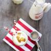 Salted Caramel and Bourbon Milkshakes