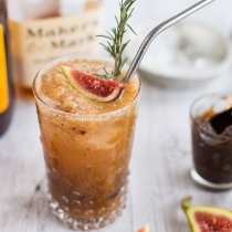 Thursday Tipples 14 / Sticky Date Bourbon Smash