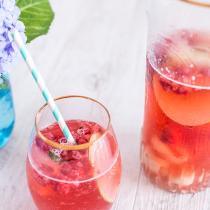 Thursday Tipples 16 / Pretty Party Iced Tea Punch