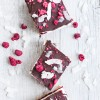 Berry and Rose Wagon Wheel Slice