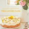 Coconut and Passionfruit Tres Leches Cake