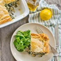 Simple Dinners 09 / Ottolenghi's Herb Pie + 7 Ways to Use Leftover Herbs