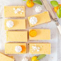 Creamy Calamansi Bars